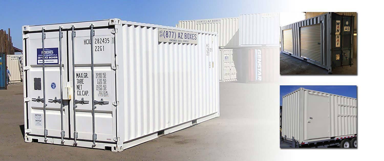 AZ Containers Home - AZ Containers